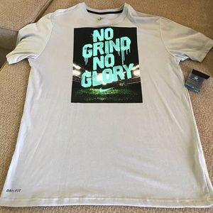 Nike - No Grind No Glory - Dri-Fit tee
